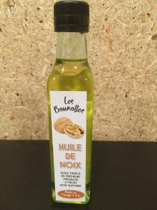 huile de noix les bounottes